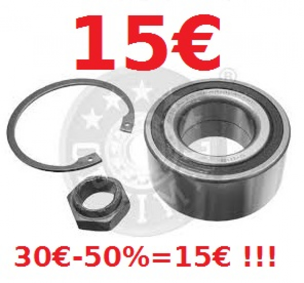 Rato guolis OPTIMAL 100056 AUDI 100 1983-1991m